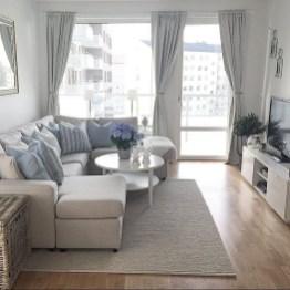 Amazing Small Apartment Living Room 19