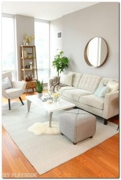Amazing Small Apartment Living Room 20