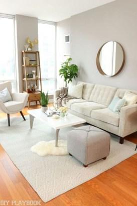 Amazing Small Apartment Living Room 35