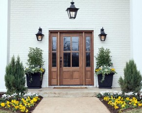 Awesome Front Door Planter Ideas03