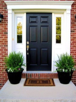 Awesome Front Door Planter Ideas06