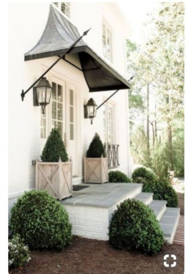 Awesome Front Door Planter Ideas24