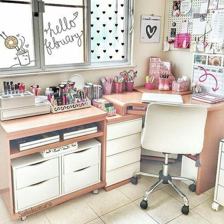 Awesome Study Room Ideas For Teens04