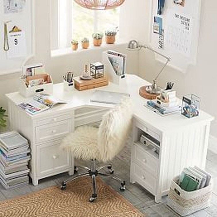 Awesome Study Room Ideas For Teens19