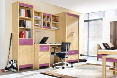 Awesome Study Room Ideas For Teens36