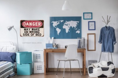 Awesome Study Room Ideas For Teens37