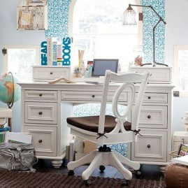 Awesome Study Room Ideas For Teens41