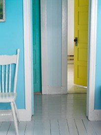 Awesome Teal Color Scheme For Fall Decor Ideas23