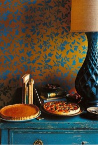 Awesome Teal Color Scheme For Fall Decor Ideas28