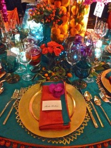 Awesome Teal Color Scheme For Fall Decor Ideas31