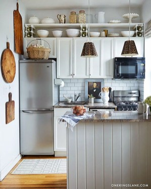 Brilliant Small Apartment Kitchen Ideas07