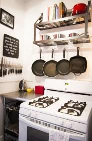 Brilliant Small Apartment Kitchen Ideas13