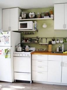 Brilliant Small Apartment Kitchen Ideas21