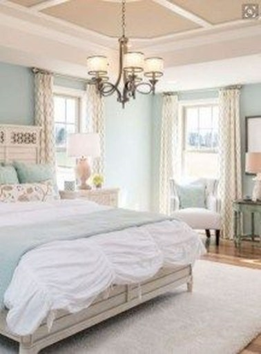 Elegant White Themed Bedroom Ideas16