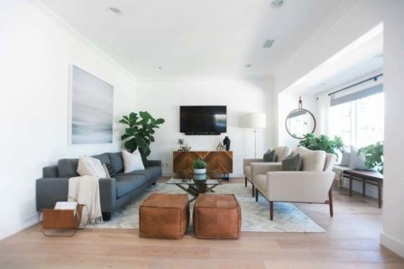 Fabulous Modern Minimalist Living Room Ideas16