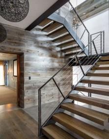 Inspiring Modern Staircase Design Ideas13