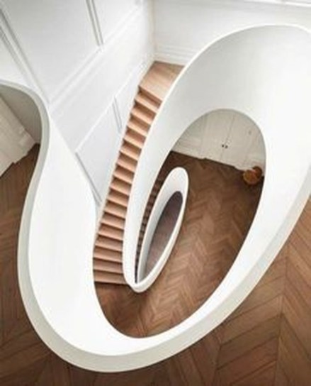 Inspiring Modern Staircase Design Ideas18