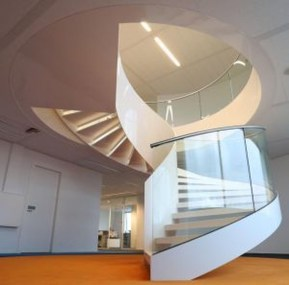Inspiring Modern Staircase Design Ideas32