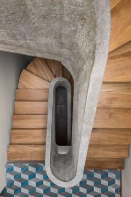 Inspiring Modern Staircase Design Ideas35