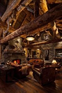 Inspiring Rustic Livingroom Decorations Home01