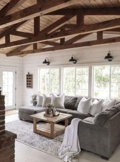 Inspiring Rustic Livingroom Decorations Home09
