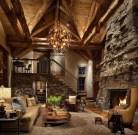 Inspiring Rustic Livingroom Decorations Home27