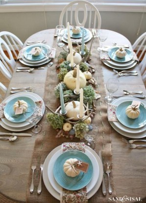 Inspiring Thanksgiving Centerpieces Table Decorations18