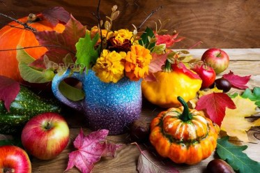 Inspiring Thanksgiving Centerpieces Table Decorations20