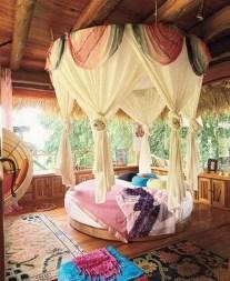 Inspiring Vintage Bohemian Bedroom Decorations01