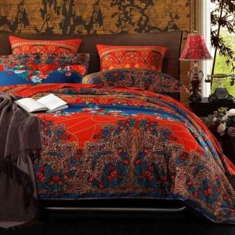 Inspiring Vintage Bohemian Bedroom Decorations10