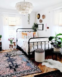 Inspiring Vintage Bohemian Bedroom Decorations30