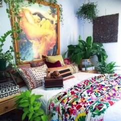 Inspiring Vintage Bohemian Bedroom Decorations38