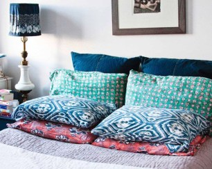 Inspiring Vintage Bohemian Bedroom Decorations39