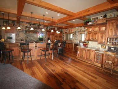 Lovely Rustic Western Style Kitchen Decorations Ideas 16