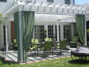 Modern Patio On Backyard Ideas02