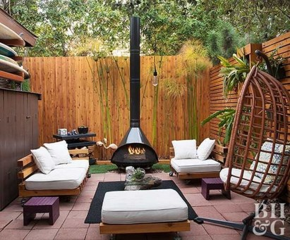 Modern Patio On Backyard Ideas09