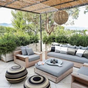 Modern Patio On Backyard Ideas21