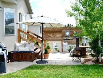 Modern Patio On Backyard Ideas41