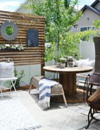 Modern Patio On Backyard Ideas43