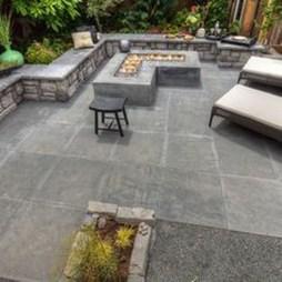 Modern Patio On Backyard Ideas44
