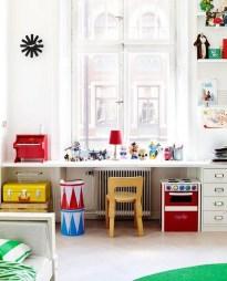 Simple Desk Workspace Design Ideas 14
