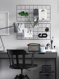 Simple Desk Workspace Design Ideas 22