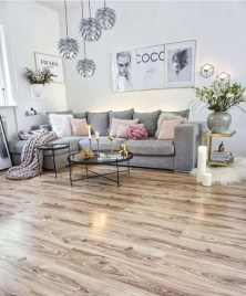 Wonderful Scandinavian Livingroom Decorations Ideas25