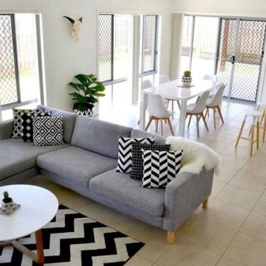 Wonderful Scandinavian Livingroom Decorations Ideas31
