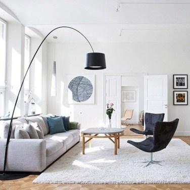 Wonderful Scandinavian Livingroom Decorations Ideas32