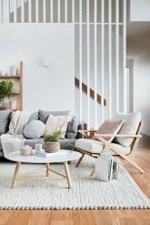 Wonderful Scandinavian Livingroom Decorations Ideas38