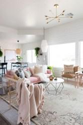 Wonderful Scandinavian Livingroom Decorations Ideas39
