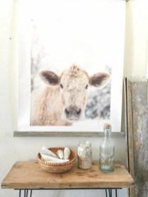 Amazing Farmhouse Winter Decoration Ideas41