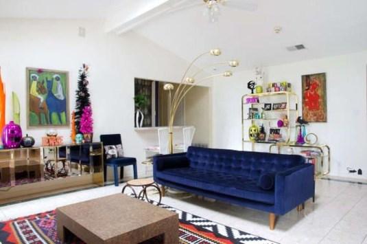 Attractive Diy Halloween Living Room Decoration Ideas06