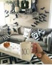 Attractive Diy Halloween Living Room Decoration Ideas12